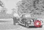 Image of car-pooling Middle River Maryland USA, 1942, second 10 stock footage video 65675040912