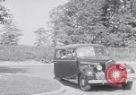 Image of car-pooling Middle River Maryland USA, 1942, second 14 stock footage video 65675040912