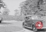 Image of car-pooling Middle River Maryland USA, 1942, second 15 stock footage video 65675040912