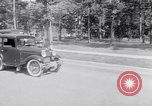 Image of car-pooling Middle River Maryland USA, 1942, second 19 stock footage video 65675040912