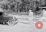 Image of car-pooling Middle River Maryland USA, 1942, second 21 stock footage video 65675040912