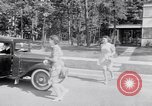 Image of car-pooling Middle River Maryland USA, 1942, second 24 stock footage video 65675040912