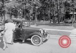 Image of car-pooling Middle River Maryland USA, 1942, second 26 stock footage video 65675040912