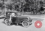 Image of car-pooling Middle River Maryland USA, 1942, second 28 stock footage video 65675040912