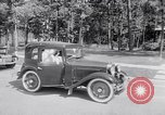 Image of car-pooling Middle River Maryland USA, 1942, second 29 stock footage video 65675040912
