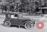 Image of car-pooling Middle River Maryland USA, 1942, second 30 stock footage video 65675040912