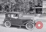 Image of car-pooling Middle River Maryland USA, 1942, second 31 stock footage video 65675040912