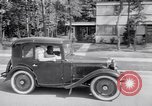Image of car-pooling Middle River Maryland USA, 1942, second 32 stock footage video 65675040912