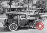 Image of car-pooling Middle River Maryland USA, 1942, second 34 stock footage video 65675040912