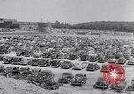 Image of car-pooling Middle River Maryland USA, 1942, second 38 stock footage video 65675040912