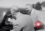 Image of car-pooling Middle River Maryland USA, 1942, second 40 stock footage video 65675040912