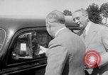 Image of car-pooling Middle River Maryland USA, 1942, second 41 stock footage video 65675040912