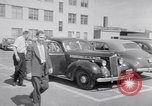 Image of car-pooling Middle River Maryland USA, 1942, second 45 stock footage video 65675040912