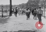 Image of car-pooling Middle River Maryland USA, 1942, second 48 stock footage video 65675040912