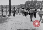 Image of car-pooling Middle River Maryland USA, 1942, second 49 stock footage video 65675040912