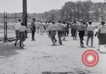 Image of car-pooling Middle River Maryland USA, 1942, second 51 stock footage video 65675040912