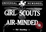Image of Girl Scouts United States USA, 1942, second 3 stock footage video 65675040913