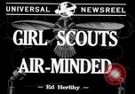 Image of Girl Scouts United States USA, 1942, second 5 stock footage video 65675040913