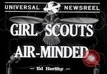 Image of Girl Scouts United States USA, 1942, second 6 stock footage video 65675040913