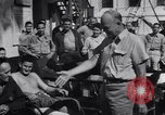 Image of General Eisenhower Miami Florida USA, 1947, second 15 stock footage video 65675040919