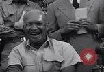 Image of General Eisenhower Miami Florida USA, 1947, second 24 stock footage video 65675040919