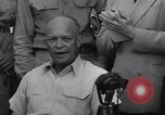 Image of General Eisenhower Miami Florida USA, 1947, second 32 stock footage video 65675040919