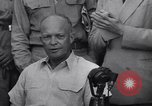 Image of General Eisenhower Miami Florida USA, 1947, second 34 stock footage video 65675040919
