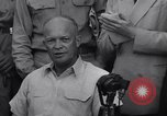 Image of General Eisenhower Miami Florida USA, 1947, second 35 stock footage video 65675040919