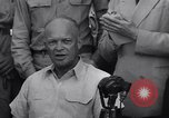 Image of General Eisenhower Miami Florida USA, 1947, second 36 stock footage video 65675040919
