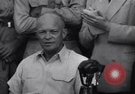 Image of General Eisenhower Miami Florida USA, 1947, second 39 stock footage video 65675040919