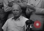 Image of General Eisenhower Miami Florida USA, 1947, second 41 stock footage video 65675040919
