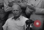 Image of General Eisenhower Miami Florida USA, 1947, second 42 stock footage video 65675040919