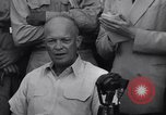 Image of General Eisenhower Miami Florida USA, 1947, second 44 stock footage video 65675040919