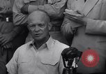 Image of General Eisenhower Miami Florida USA, 1947, second 51 stock footage video 65675040919