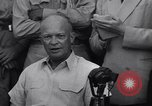Image of General Eisenhower Miami Florida USA, 1947, second 53 stock footage video 65675040919