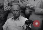 Image of General Eisenhower Miami Florida USA, 1947, second 54 stock footage video 65675040919
