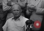 Image of General Eisenhower Miami Florida USA, 1947, second 57 stock footage video 65675040919