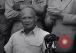 Image of General Eisenhower Miami Florida USA, 1947, second 60 stock footage video 65675040919
