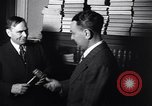 Image of Harry Truman Washington DC USA, 1947, second 25 stock footage video 65675040921