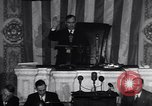 Image of Harry Truman Washington DC USA, 1947, second 53 stock footage video 65675040921