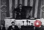 Image of Harry Truman Washington DC USA, 1947, second 54 stock footage video 65675040921