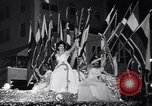 Image of Orange Bowl parade Miami Florida USA, 1947, second 12 stock footage video 65675040922