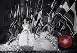Image of Orange Bowl parade Miami Florida USA, 1947, second 13 stock footage video 65675040922