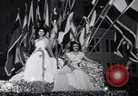 Image of Orange Bowl parade Miami Florida USA, 1947, second 14 stock footage video 65675040922