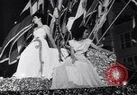 Image of Orange Bowl parade Miami Florida USA, 1947, second 16 stock footage video 65675040922