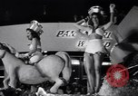 Image of Orange Bowl parade Miami Florida USA, 1947, second 36 stock footage video 65675040922