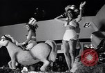 Image of Orange Bowl parade Miami Florida USA, 1947, second 37 stock footage video 65675040922