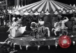 Image of Orange Bowl parade Miami Florida USA, 1947, second 39 stock footage video 65675040922