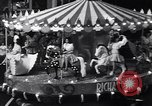 Image of Orange Bowl parade Miami Florida USA, 1947, second 40 stock footage video 65675040922