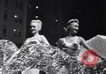 Image of Orange Bowl parade Miami Florida USA, 1947, second 48 stock footage video 65675040922